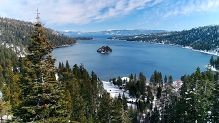 Lake Tahoe 4K ©