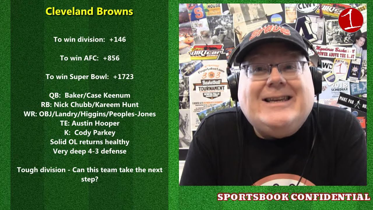SPORTSBOOK CONFIDENTIAL: NFL 2021 AFC North Preview (podcast)