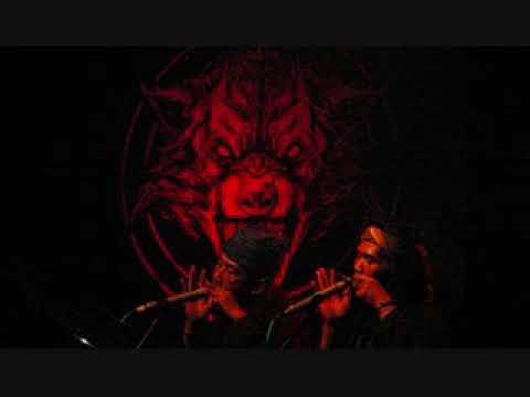 karinding attack( man jasad dan team)  album gerbang serigala