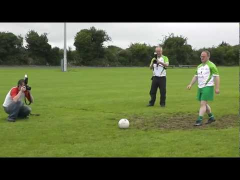"Barry McElduff ""Practice"" penalty for 32-32-32 penalties"