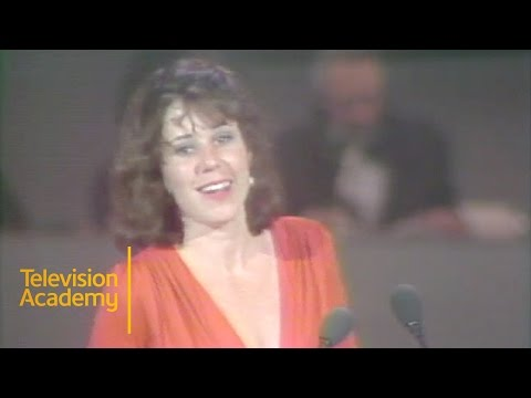 Julie Kavner Wins Outstanding Supporting Actress in a Comedy Series  Emmys Archive 1978