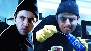 Bean on a MISSION | Bean Movie | Funny Clips | Mr Bean Official