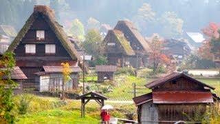 Shirakawago - Làng cổ ở Nhật Bản