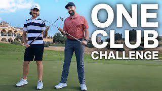 Gambar cover Rick Shiels Vs Tommy Fleetwood ONE CLUB CHALLENGE