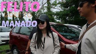 FELICYA ANGELLISTA #VLOG - FELITO GOES TO MANADO !