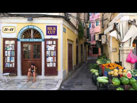 Parga - a wonderful place in Greece. HD movie