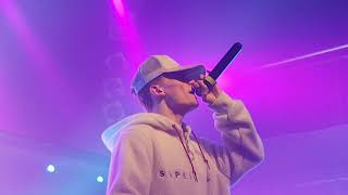 "Bars and Melody ""I won`t let you Go"" Hamburg 19.01.2018"