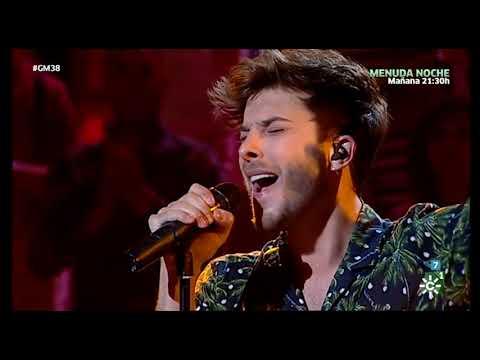 Blas Cantó interpreta Él no soy yo en Gente Maravillosa