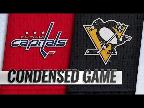 10/04/18 Condensed Game: Capitals @ Penguins
