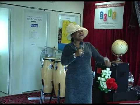#Restoring your soul part 3# Ministering #Pastor Rita Richmore#