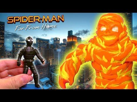 Ліпимо Людину-павука з фільму \