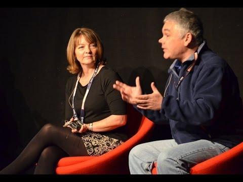 Doctor Who 50th Anniversary Excel Companion Panel (Nyssa) Sarah Sutton + (Adric) Matthew Waterhouse