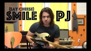 Guitar Lesson: How To Play Smile By Pearl Jam!
