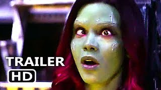 AVENGERS INFINITY WAR - Bonus BLOOPERS Trailer ! (2018) Gag Reel Movie HD