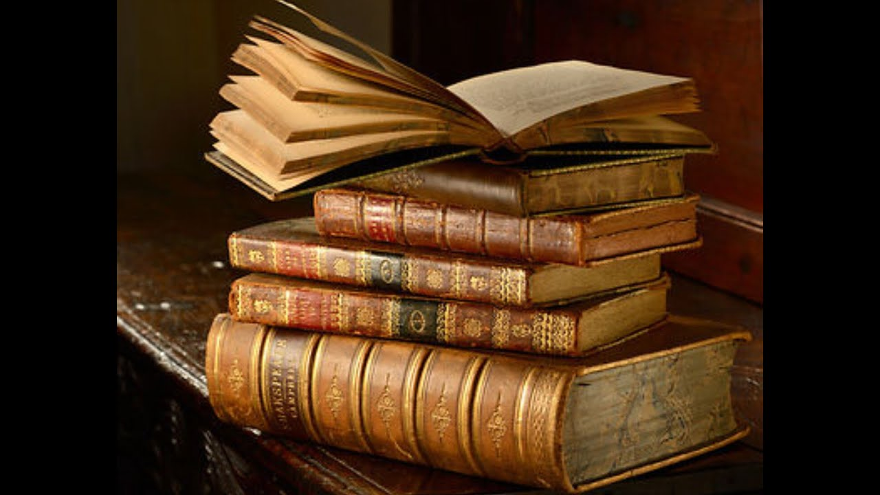 Vintage Book Collection 226 Year Old Book Less Than 1