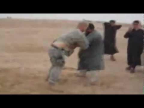 A True Muslim vs US Soldier Stg Power Of Islam HD