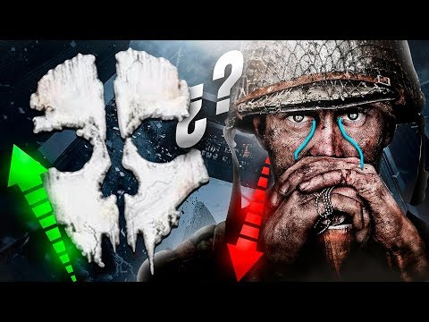 ¿LA EPOCA DE GHOSTS MEJOR QUE LA DE CALL OF DUTY: WW2? #NOSTALGICODS thumbnail