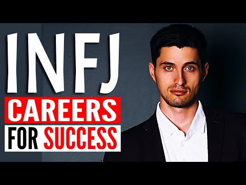 10 CAREERS An INFJ Will Find SUCCESS | The Rarest Personality Type