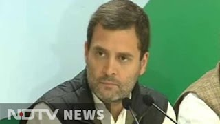 on notes ban rahul gandhi s 5 questions for pm modi and bjp s retort