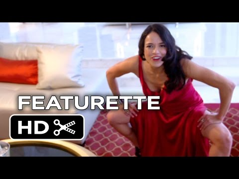 Furious 7 Featurette - Letty All Dressed Up (2015) - Michelle Rodriguez, Vin Diesel Movie HD