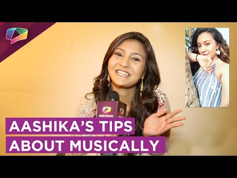 Aashika Bhatia Shares Tips And Tricks To Make The Perfect Musically | Exclusive