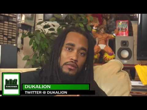 """BLAST ZONE Ep. 22 """"DUKALION"""" Ft. NAPPY ROOTS & CANE"""