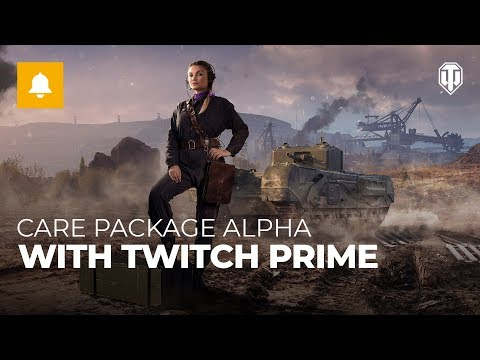 Claim Care Package Alpha with Twitch Prime | General News