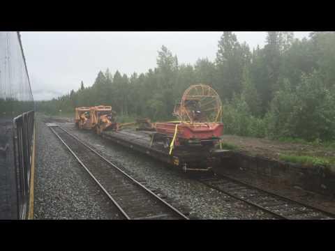 Scenes from our Alaska Trip 2016-Alaska Railroad to Denali