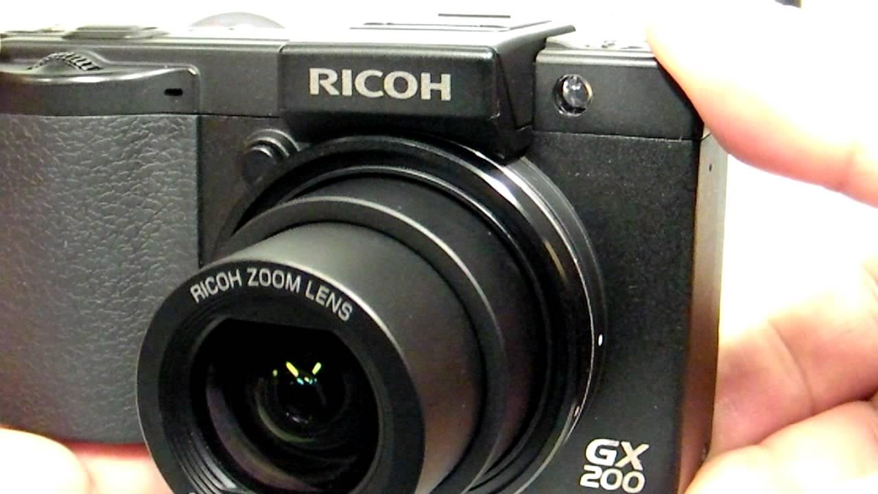 ricoh gx200 youtube rh youtube com Ricoh Caplio R6 Ricoh Caplio R6