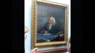 видео Вики-наука в Дарвиновском музее