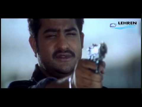 Jr saves Bhoomika's life | Simhadri | Telugu Movie scene