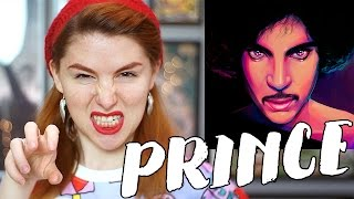 DRAWING PRINCE - Purple Rain Comes to Life // Rad Art with Beth Be Rad | Snarled