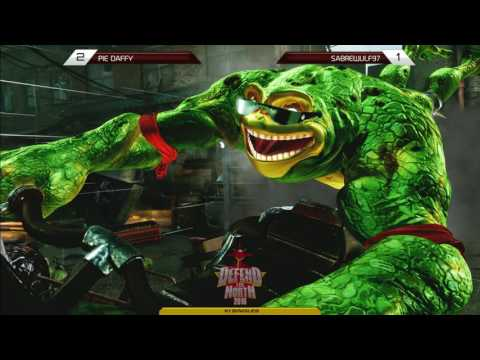 Killer Instinct Tournament: Defend the North 2016 Day 2 -  Assorted Matches Part 3