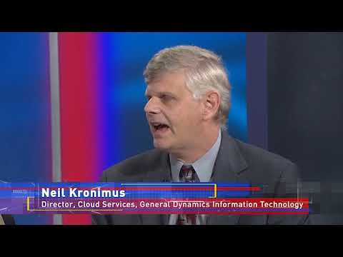 Tech Leadership Series: Cloud presented by General Dynamics Information  Technology