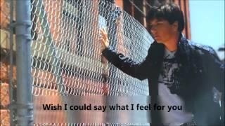 Eric Martin - One Third Emotion (Lyrics)