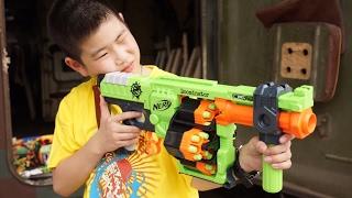Nerf Zombie Strike Doominator(Thai/ไทยReview)