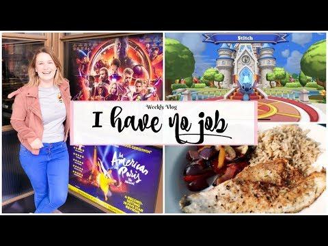 I HAVE NO JOB! | Charlotte Ruff