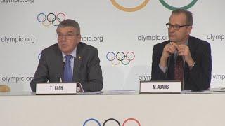 """IOC 위원장 """"2024년 동계청소년올림픽 남북 공동개…"""