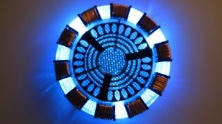 Homemade Iron Man Arc Reactor Mark 1