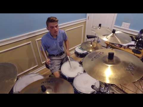 Blink 182 wildfire Drum Cover