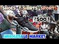 CHOR BAZAAR DELHI | Branded Shoes Caps Watches Cricket & More !