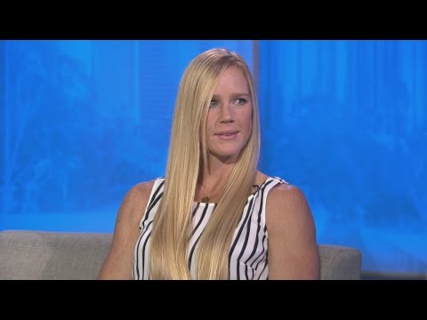 UFC Champion Holly Holm interview on Good Day LA