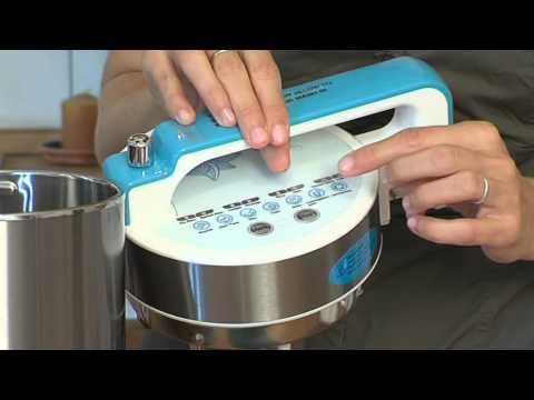 A MIDZU növényi tejkészítő gép bemutatása