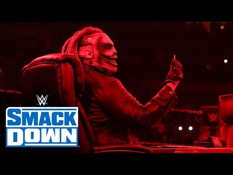 The Fiend Bray Wyatt signs Royal Rumble contract in blood: SmackDown, Jan. 24, 2020