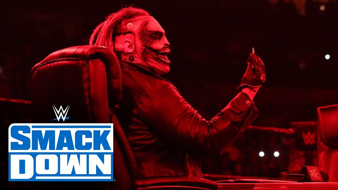 """""""The Fiend"""" Bray Wyatt signs Royal Rumble contract in blood: SmackDown, Jan. 24, 2020"""