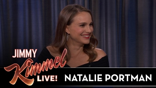 Natalie Portman on Her Oscar Nominated Role in Jackie