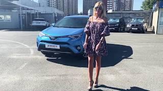 Toyota Rav4 Hybrid  Koshkaussr&forsage7