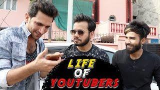 Life Of Youtubers || Shehbaaz Khan || Comedy video