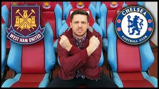 Video Gol Pertandingan West Ham United vs Chelsea