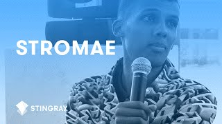Stromae talks writing music, Reason 8 and playing a character
